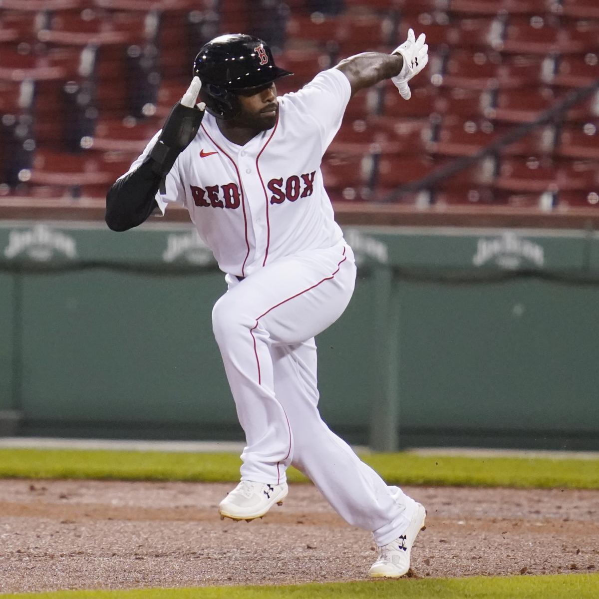 Jackie Bradley Jr. Rumors: Brewers Pursuing Free Agent Amid Red Sox, Mets Links