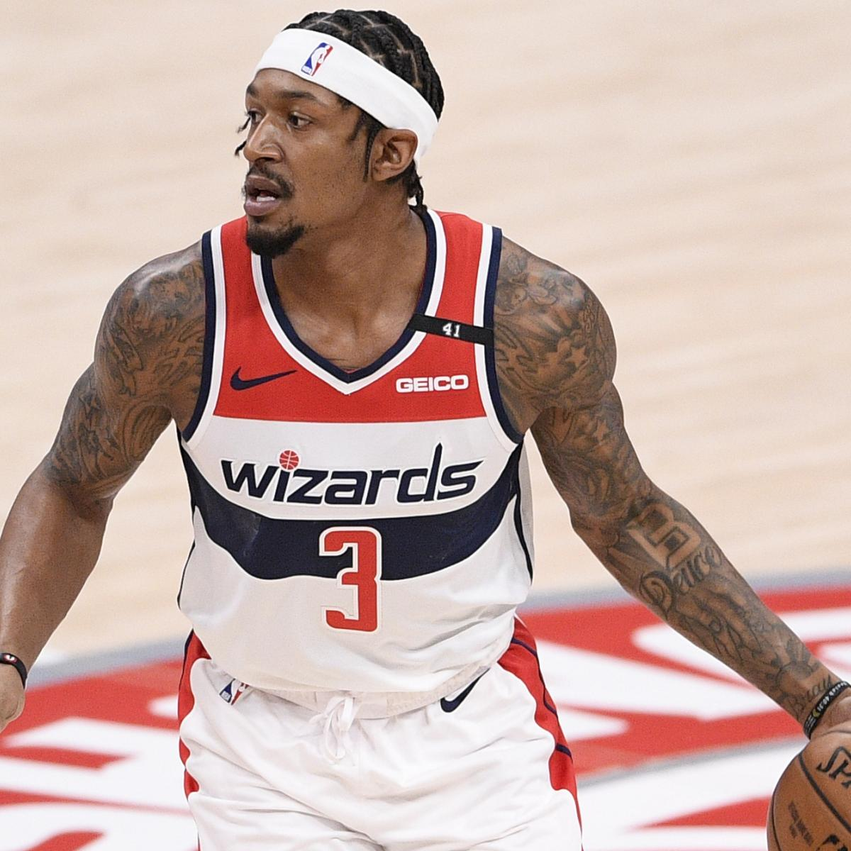 <p>Bradley Beal: Wizards'Still Haven't Done a Damn Thing' Amid 5-Game Win Streak thumbnail