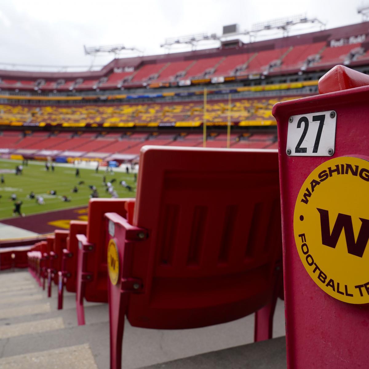 Washington Football Team Teases New Nickname, Rebrand for 2022 NFL Season