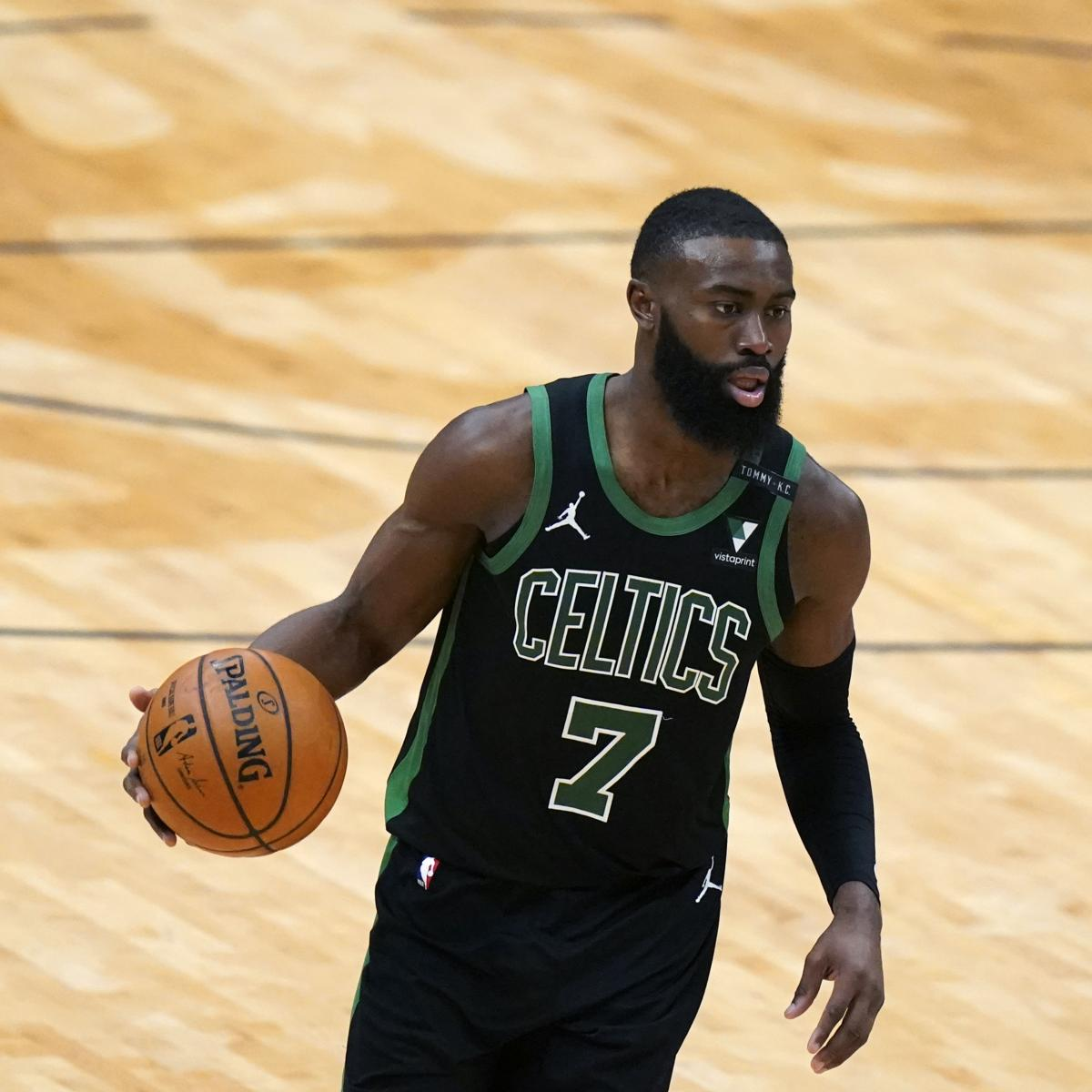 Jaylen Brown: 'I Don't Feel Very Much Like an All-Star' as Celtics Slip to 15-16 thumbnail
