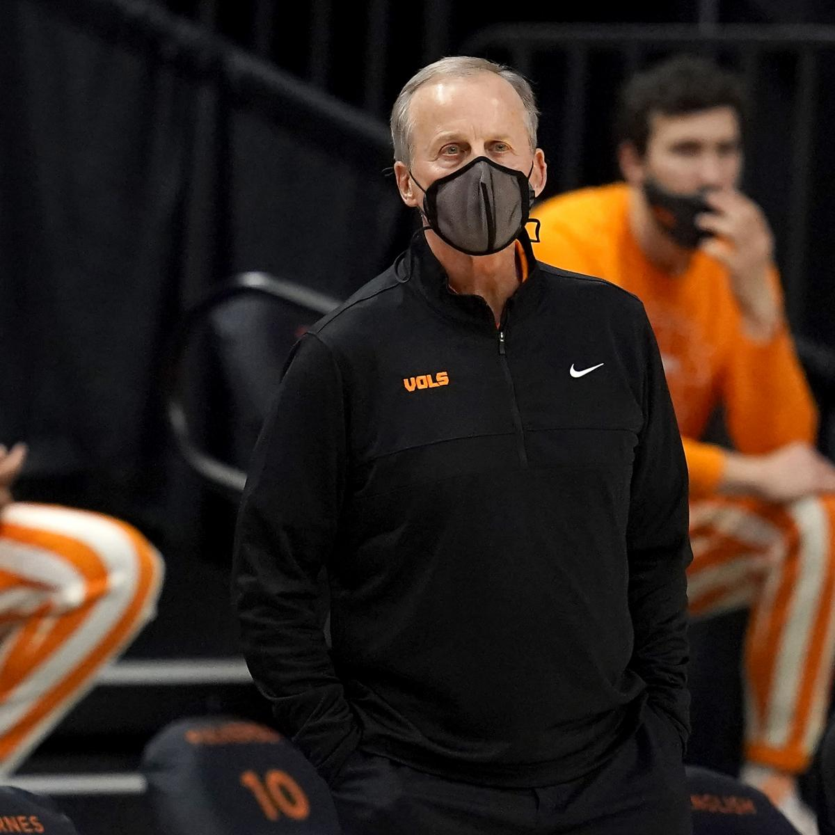 After Peaking No. 6 Nationally, Tennessee Is Squarely on Upset Alert in March