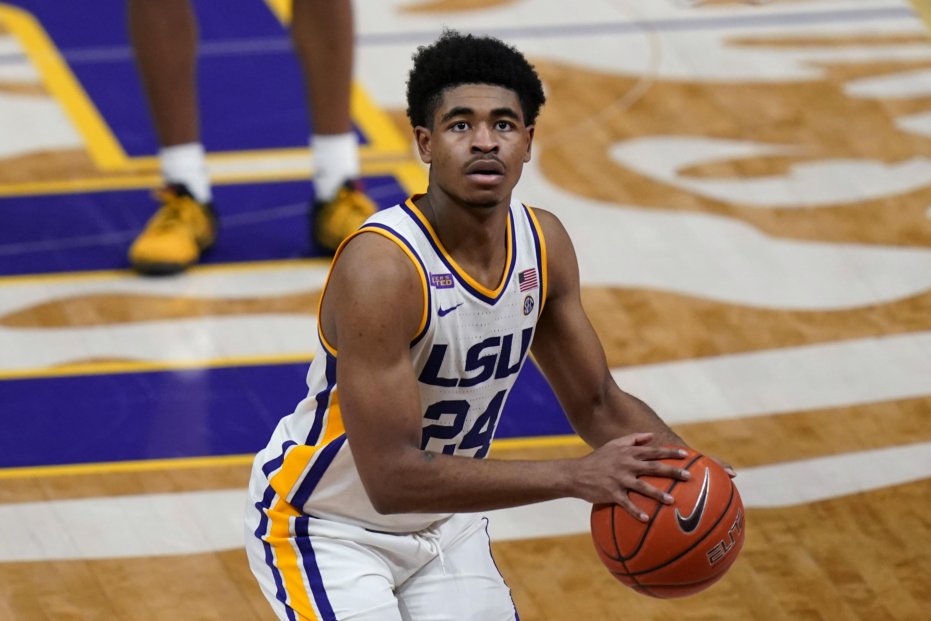 LSU's Cameron Thomas to Enter 2021 NBA Draft, Hire Agent | Bleacher Report  | Latest News, Videos and Highlights