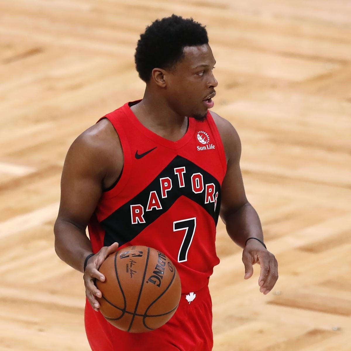 <p>Kyle Lowry Trade Rumors: 76ers, Raptors Talks Haven't Progressed in Recent Weeks thumbnail
