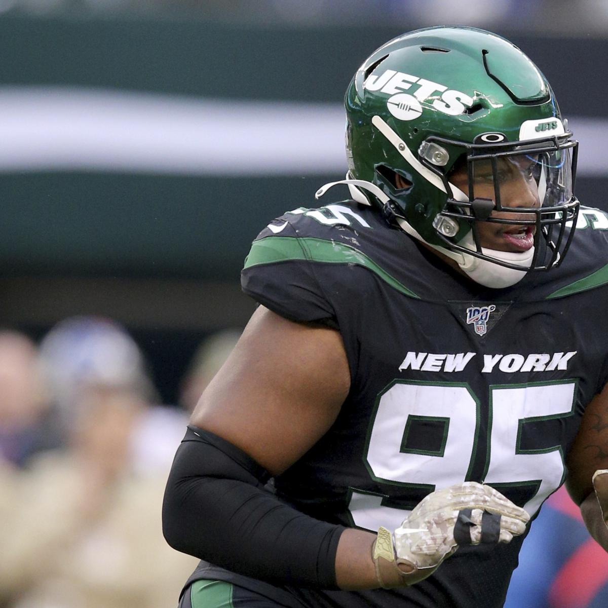 <p>Quinnen Williams Wants to Be a'Jet for Life' Amid Deshaun Watson Trade Rumors thumbnail