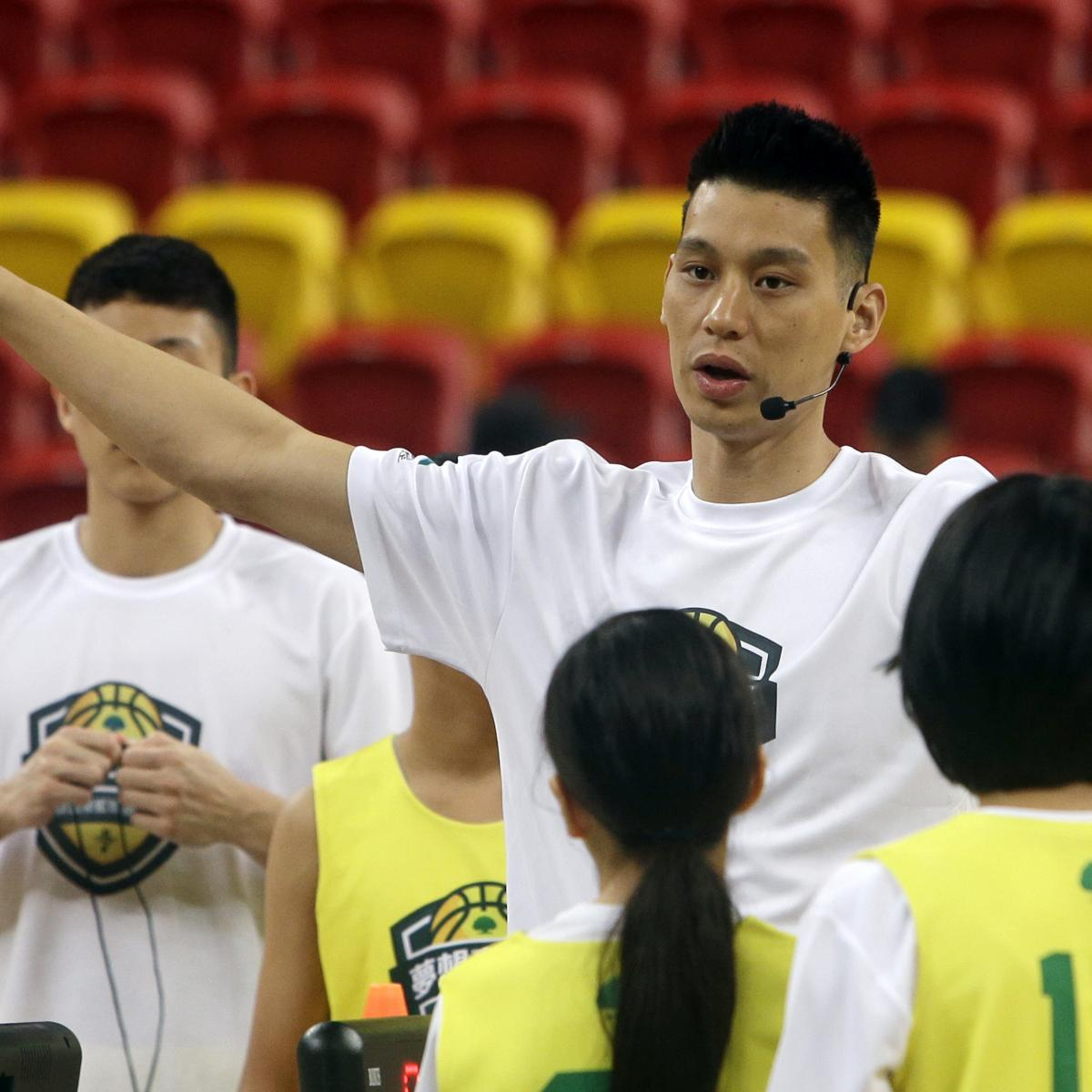 <p>Report: NBA G League Investigating Jeremy Lin Being Called'Coronavirus' in Game thumbnail