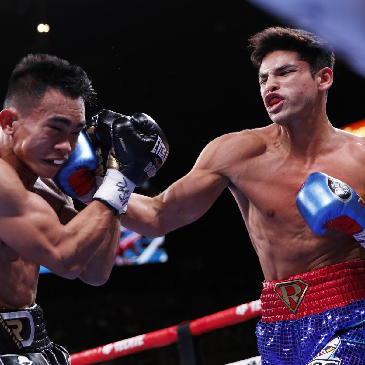 Ryan Garcia Calls Out Gervonta Davis for Potential Fight in 2021