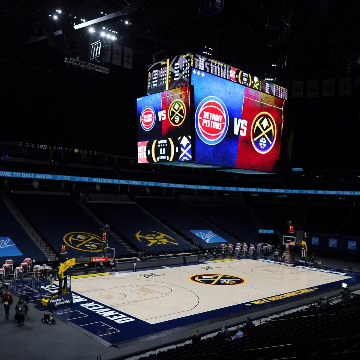 <p>Report: Nuggets Player Expected to Enter COVID Protocol Ahead of All-Star Break thumbnail