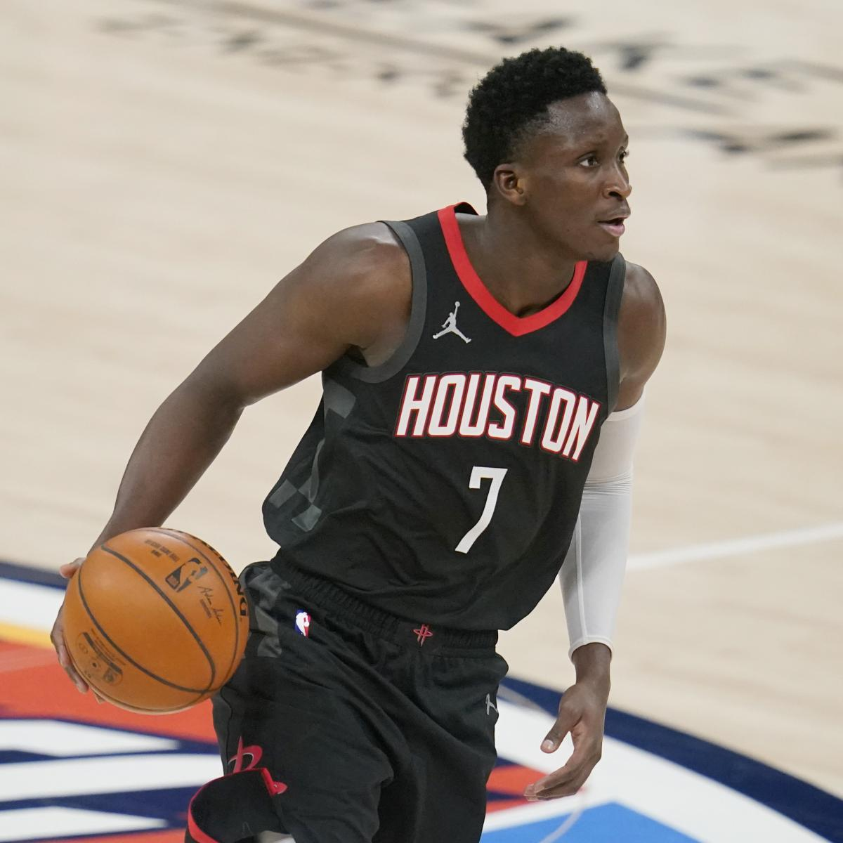 Victor Oladipo Rumors: Rockets Star Rejected 2-Year, $45.2M Contract Extension