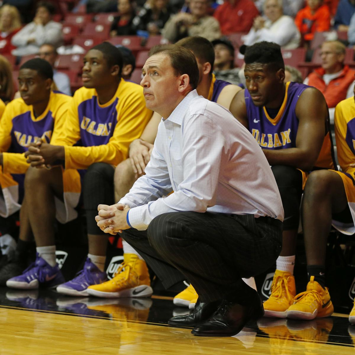 <p>Will Brown Won't Return as Albany CBB HC After 20 Years with Program thumbnail