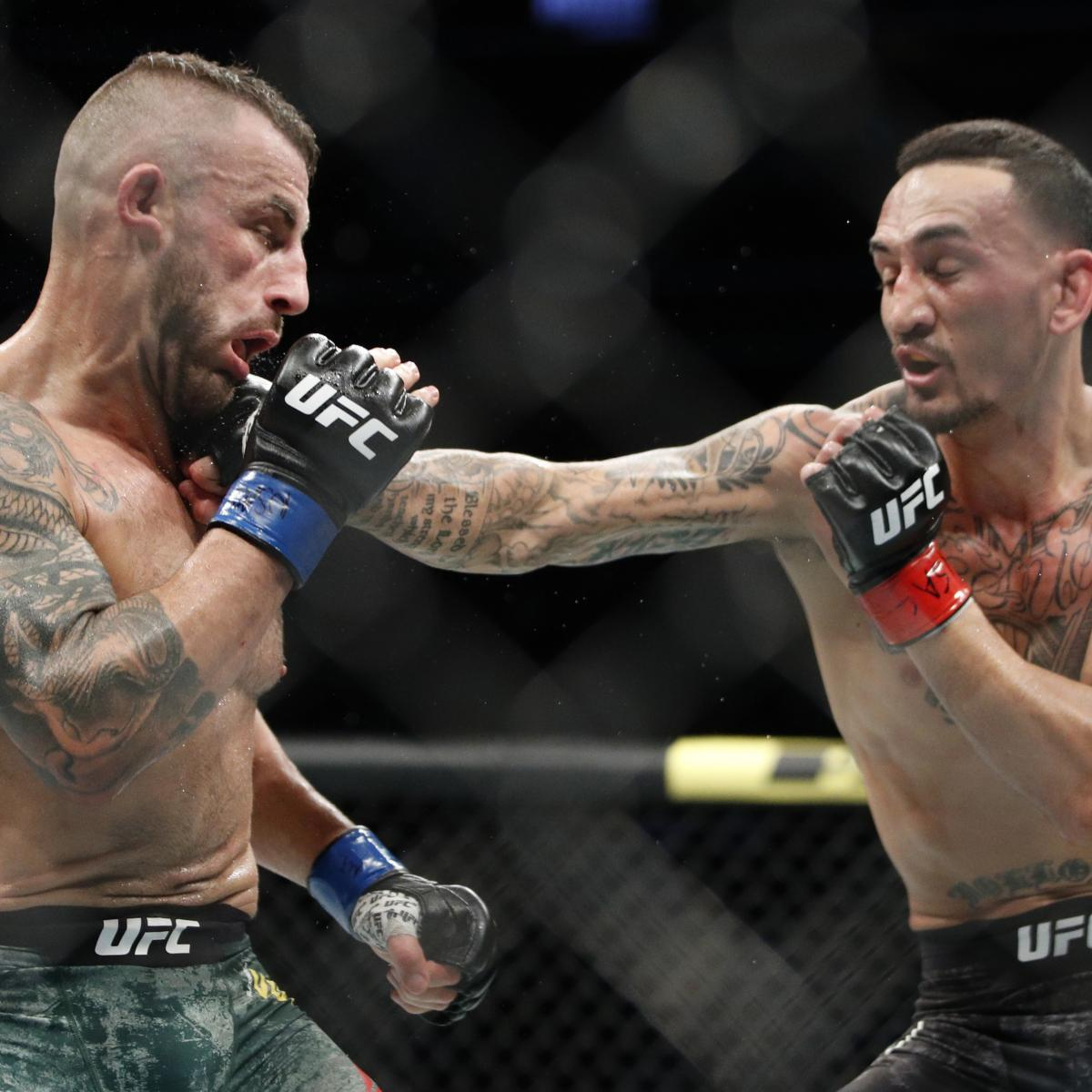 <p>Max Holloway on Conor McGregor Rematch: I Don't Wanna Kick a Dog When It's Down thumbnail