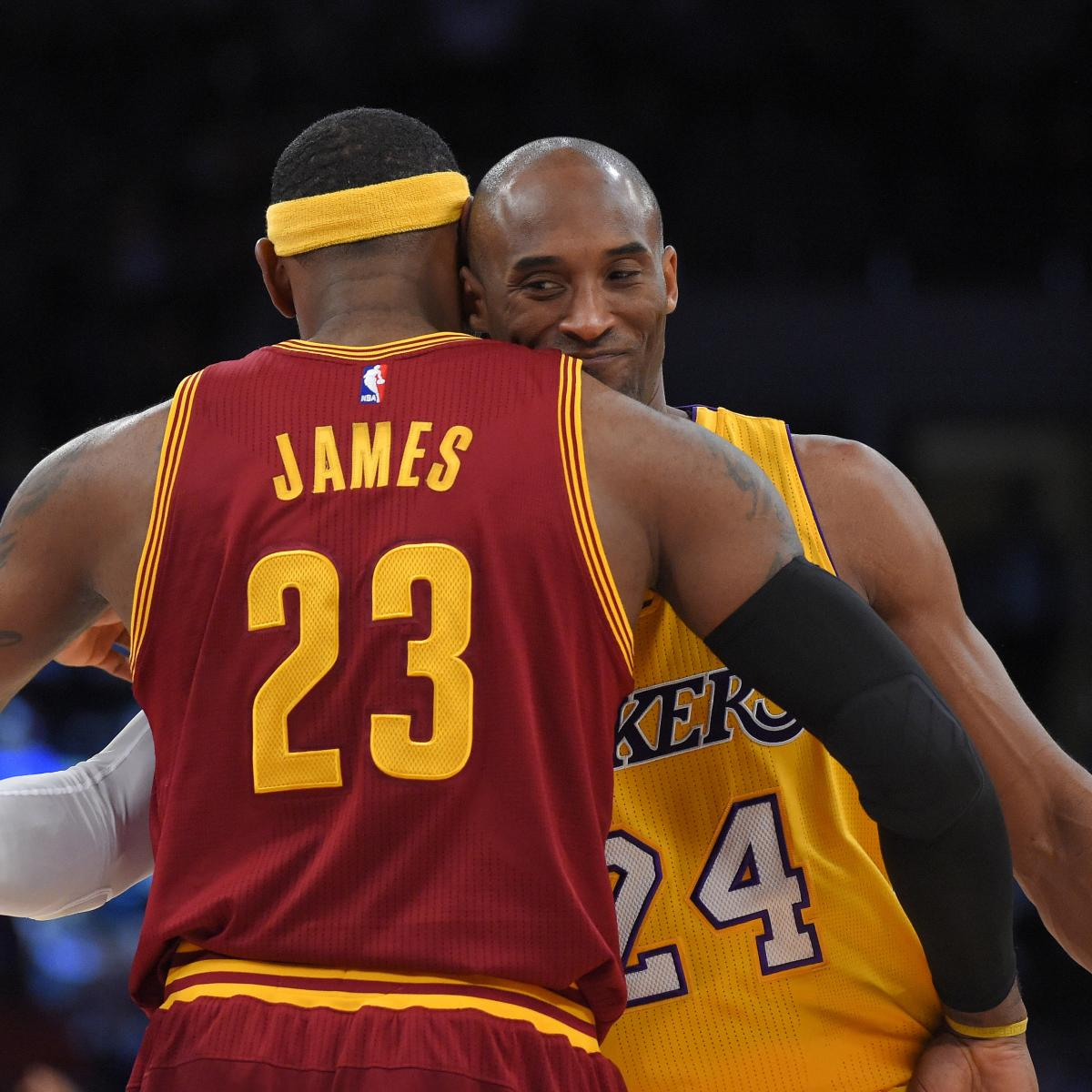 LeBron James Game-Worn Sneakers Gifted by Kobe Bryant Sell for $156K at Auction