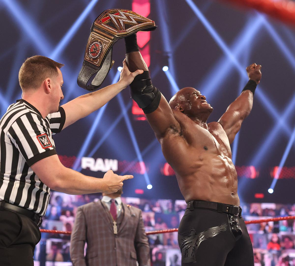Bobby Lashley Wins Championship in Dominant Victory, More WWE Raw Fallout