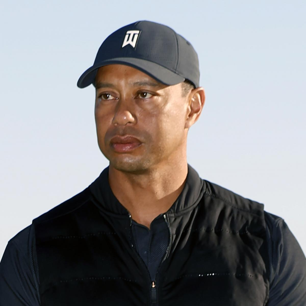Sheriff Executes Search Warrant for Black Box in Tiger Woods' Car After Crash