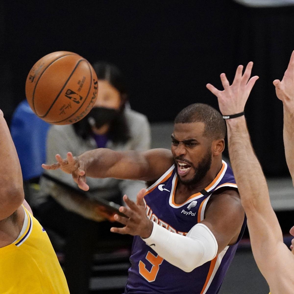 DeAndre Ayton, Suns Beat LeBron James, Lakers Despite Devin Booker Ejection