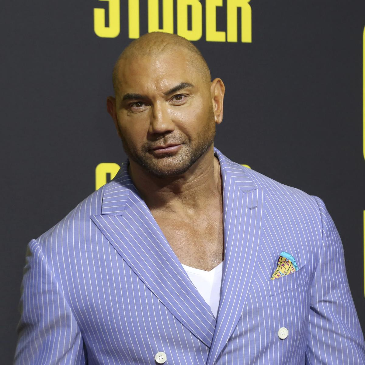 WWE Legend Batista Responds to Speculation He's AEW's Mystery Signing - Bleacher Report