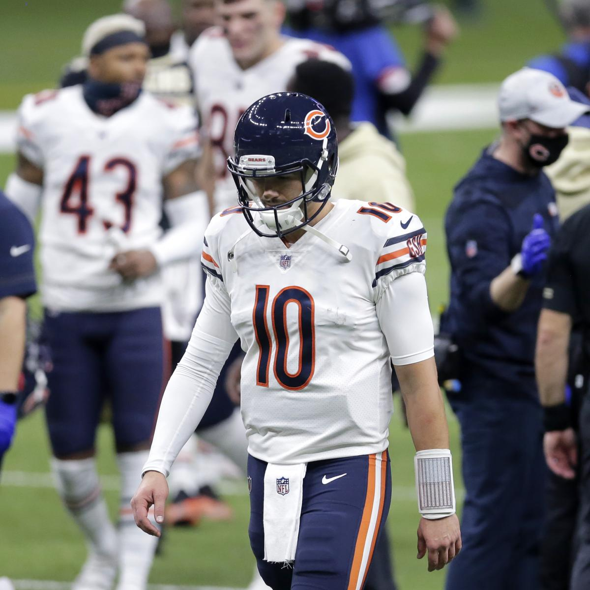 Mitchell Trubisky Rumors: Bears, QB Could Both Use 'Fresh Start' After 4 Years