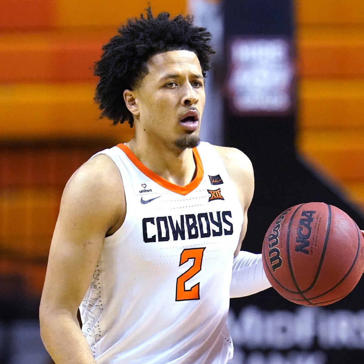 Bleacher Report's 2020-21 Men's College Basketball End-of-Season Awards thumbnail