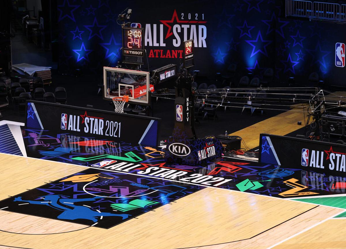 NBA All-Star Game Uniforms 2021: Pictures and Breakdown of This Year's Jerseys