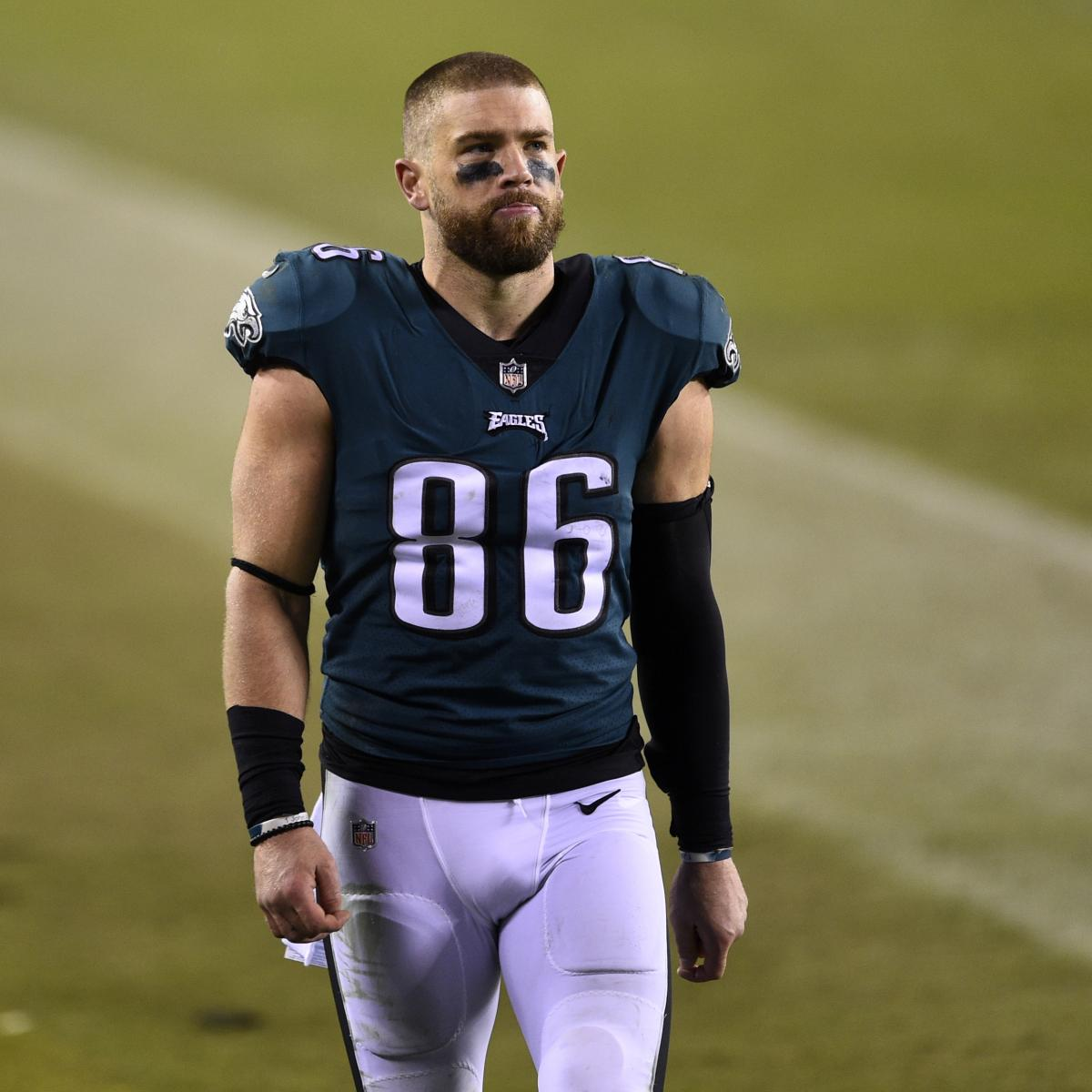 Zach Ertz Trade Rumors: Deal for Eagles TE 'Could Happen in the Coming Days'