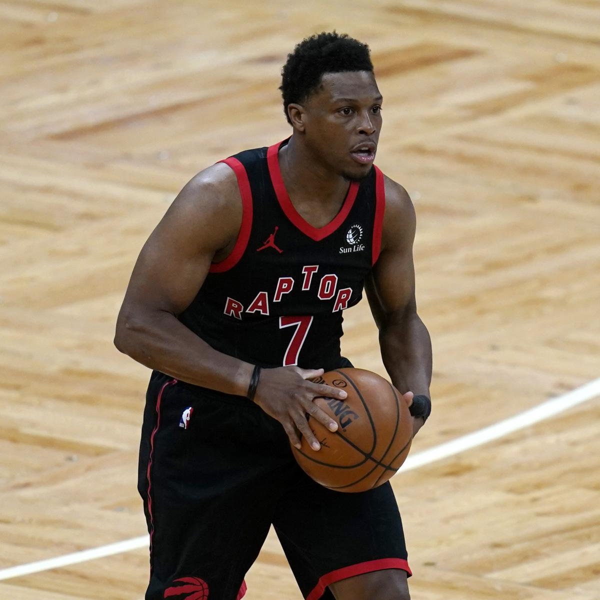 Kyle Lowry Trade Rumors: Clippers 'Pondered' Move but Contract 'Dissuaded' LA