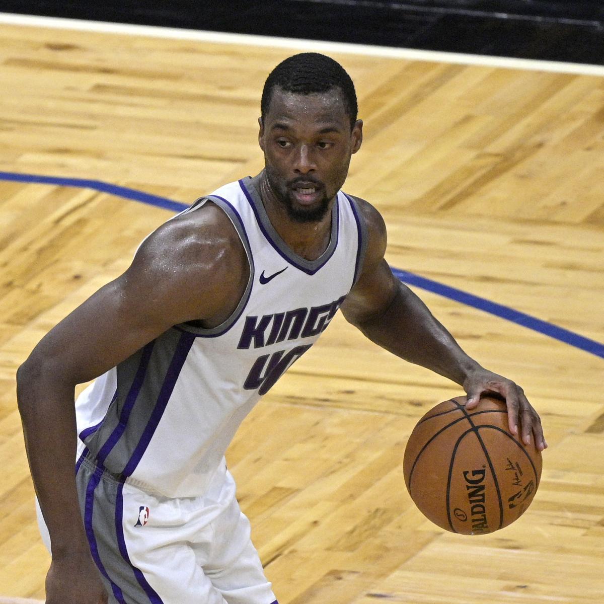 Harrison Barnes Trade Rumors: Execs Believe Celtics Will Deal for Kings SF