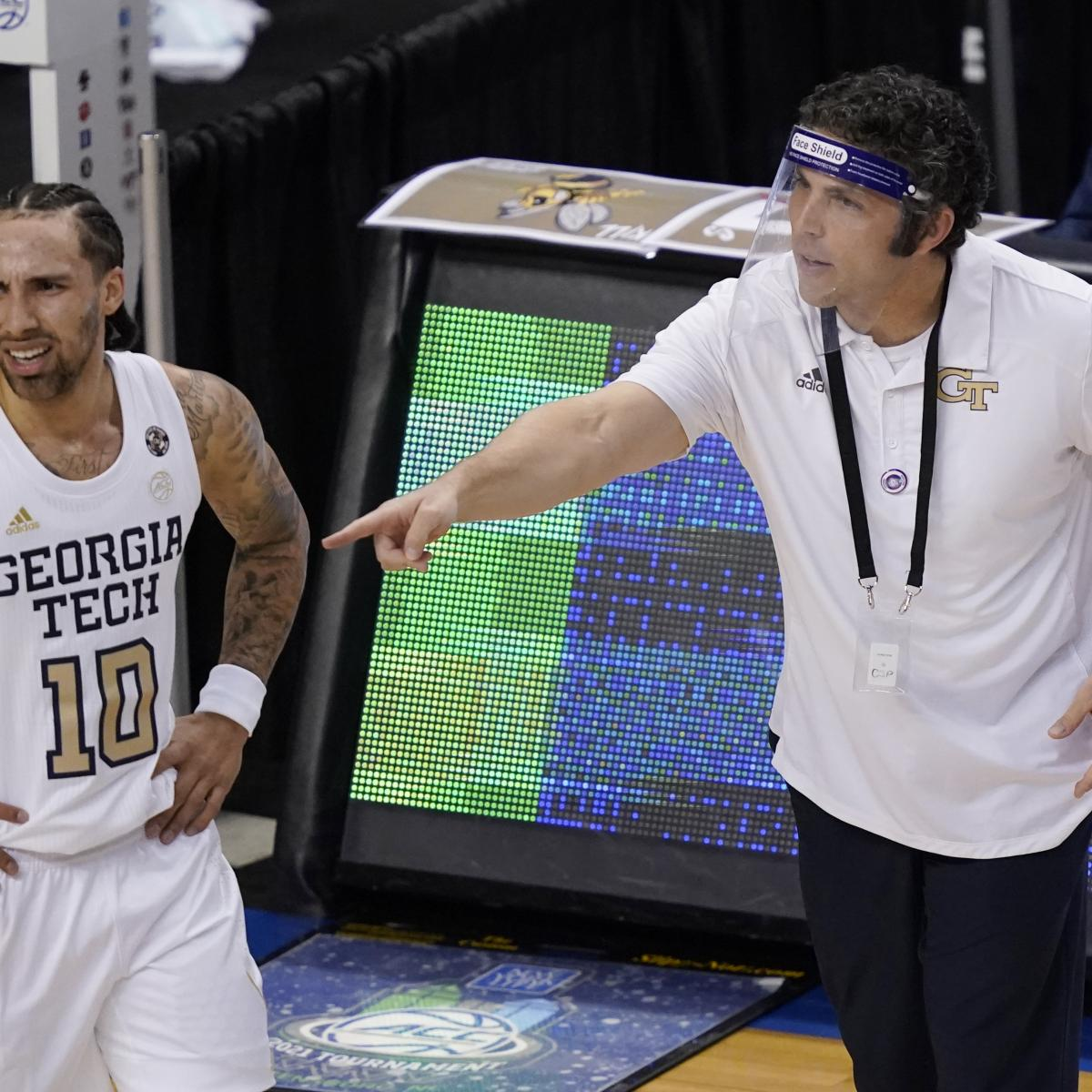 Virginia Out of ACC Tournament After Positive COVID-19 Test Before Semifinal – Bleacher Report