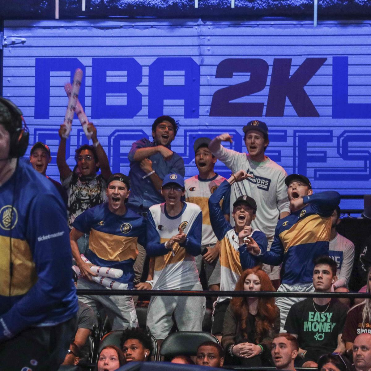 2021 nba 2k league draft results list of selections