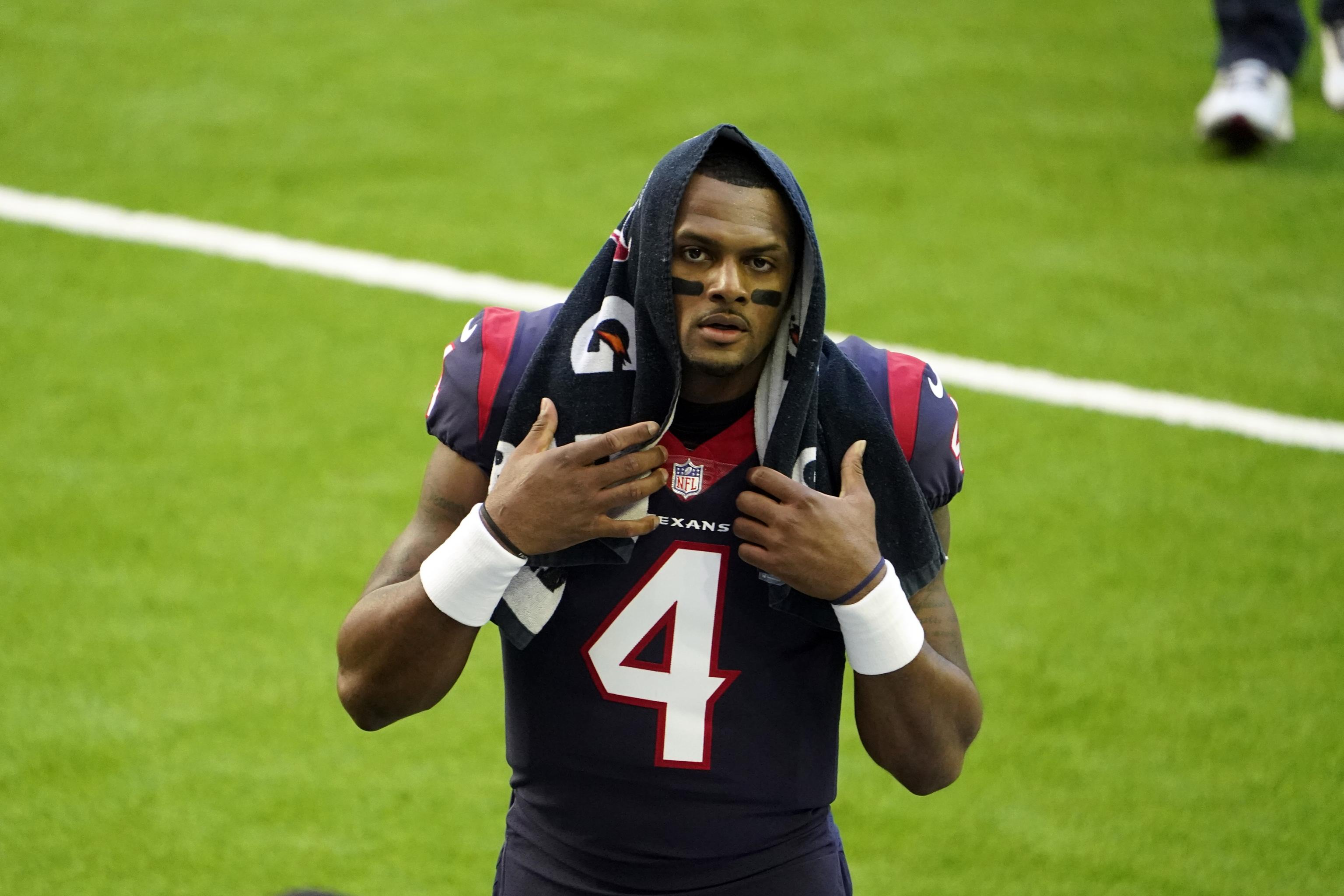 Deshaun Watson Trade Rumors: Panthers Intrigue Texans QB | Bleacher Report  | Latest News, Videos and Highlights