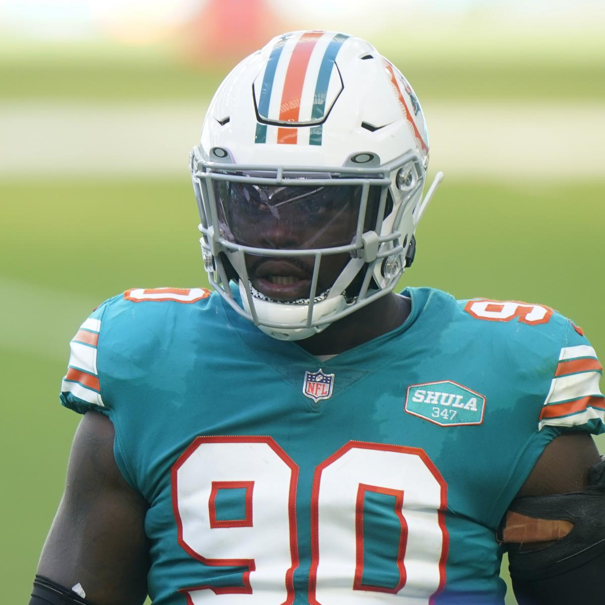 Report: Shaq Lawson Traded to Texans from Dolphins for Benardrick McKinney