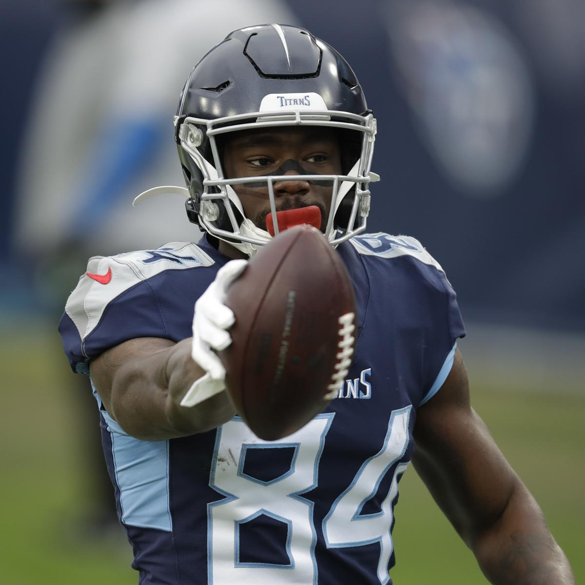 <p>Corey Davis' Updated Fantasy Outlook After Reportedly Agreeing to Jets Contract thumbnail