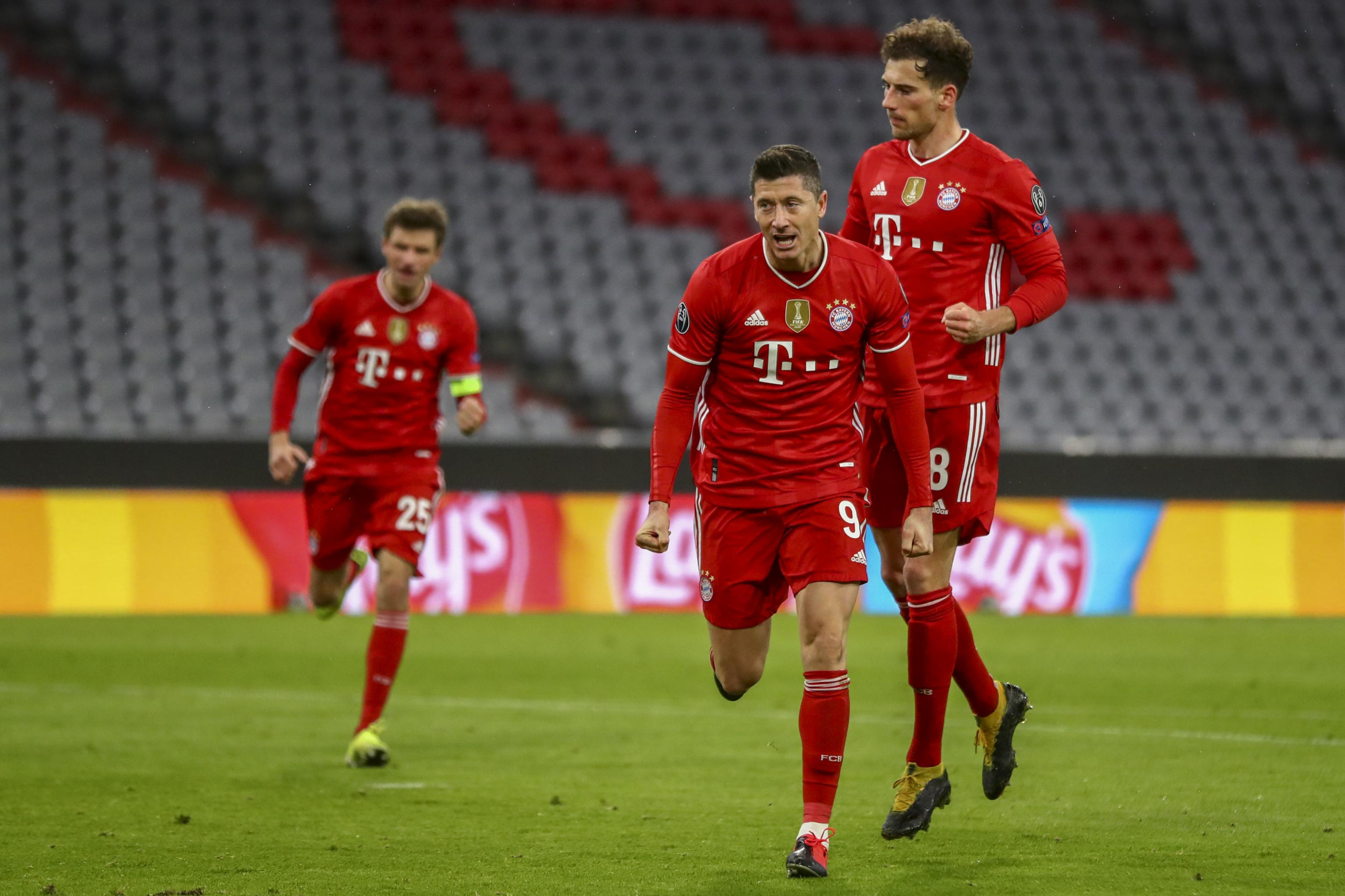 Champions League Results 2021: Qualified Teams After ...