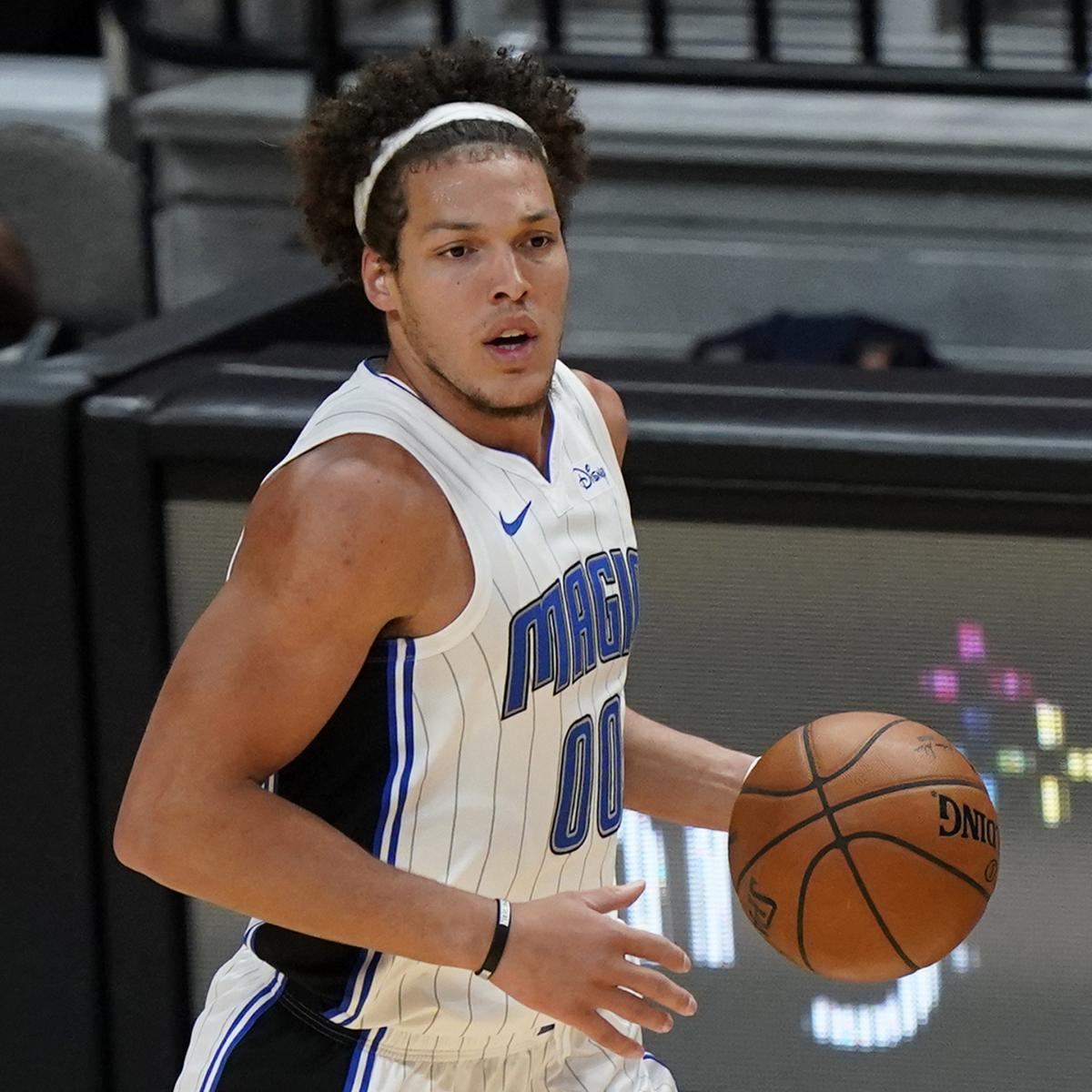 NBA Trade Rumors: Aaron Gordon Would Cost 1st-Round Pick, 'Good Young Player'