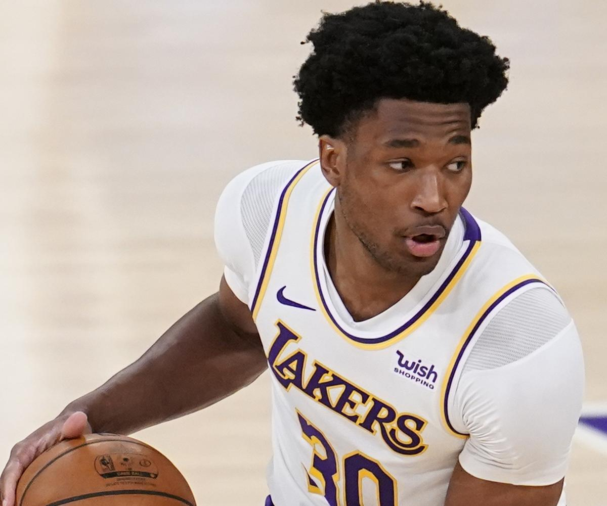 Lakers Rumors: Damian Jones Won't Be Re-Signed After 10-Day Contract Expires