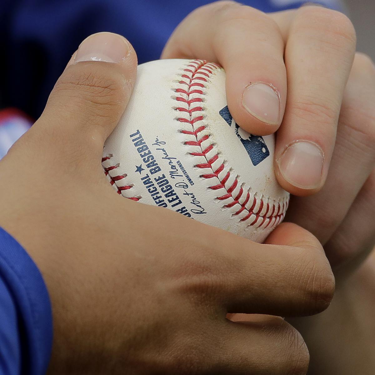 MLB Memo Details New Rules to Monitor Foreign Substances Used on Balls thumbnail