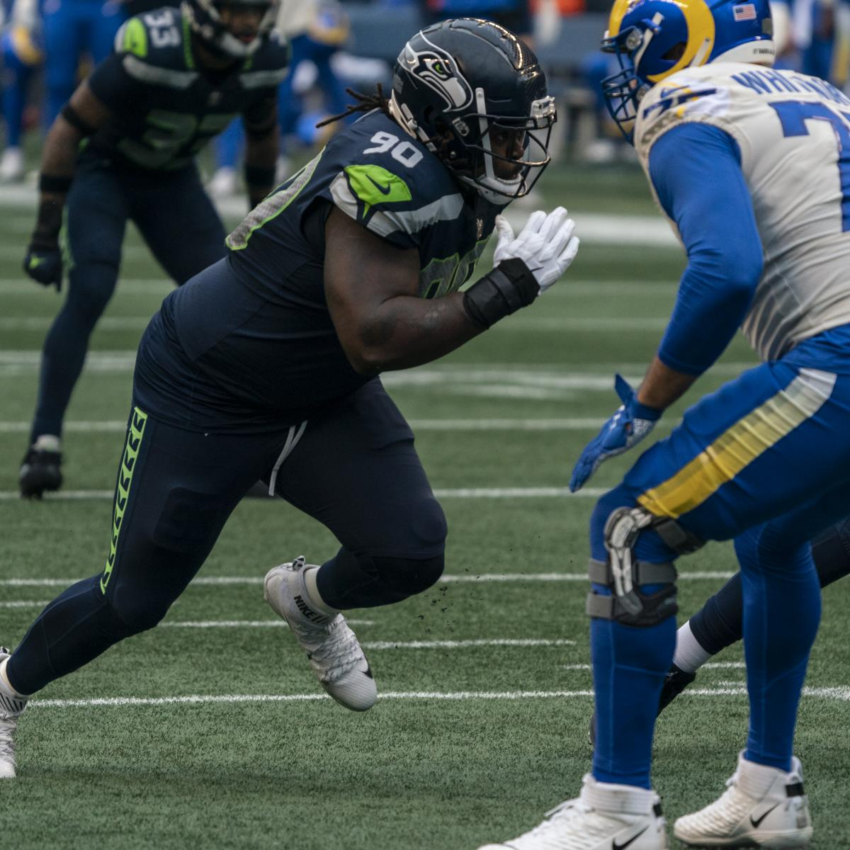 Seahawks Rumors: Jarran Reed Expected to Be Released or Traded to Save $8.5M thumbnail