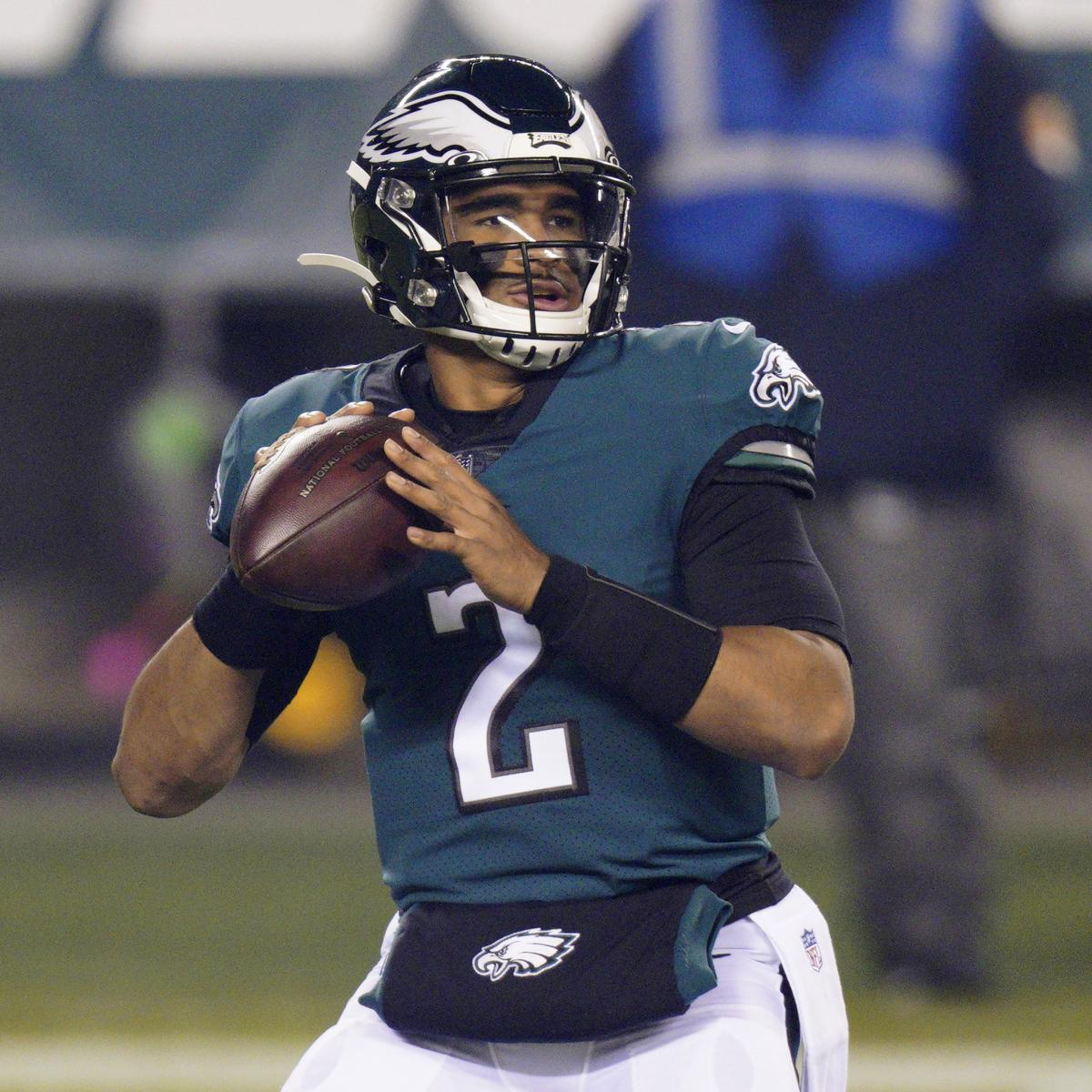 Eagles Should Go All-In on Jalen Hurts in 2021 and Reconsider QB Next Year thumbnail
