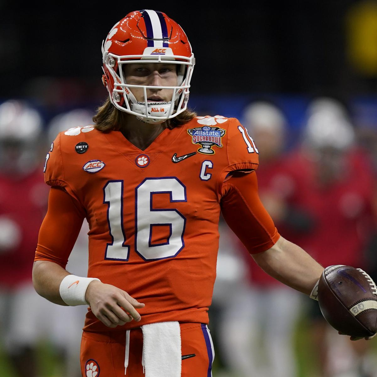 Mel Kiper 2021 NFL Draft Big Board: Trevor Lawrence, Kyle Pitts Lead Rankings thumbnail