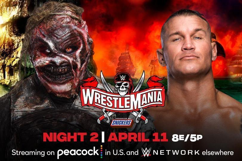 Randy Orton Beats 'The Fiend' Bray Wyatt at WWE WrestleMania 37 | Bleacher  Report | Latest News, Videos and Highlights