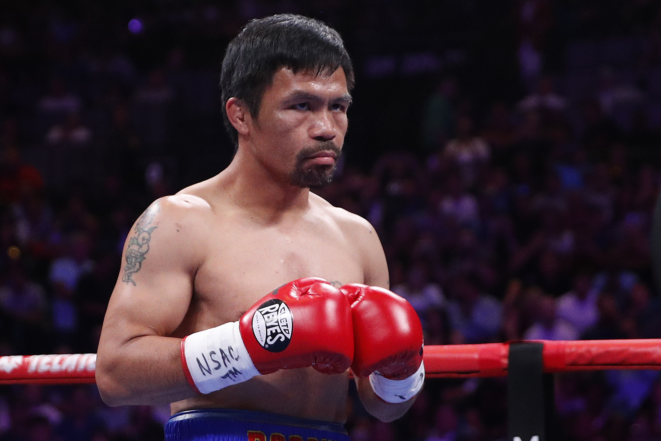 Report: Manny Pacquiao, Terence Crawford Negotiating June 5 Fight in Abu Dhabi | Bleacher Report | Latest News, Videos and Highlights