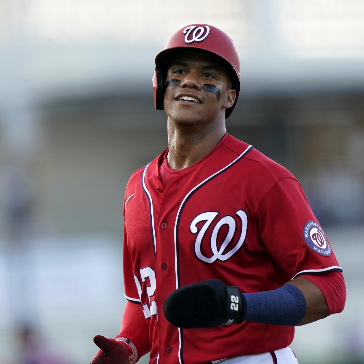 Nationals Would'Love' into Sign Juan Soto to Long-Term Contract, Says Lerner thumbnail