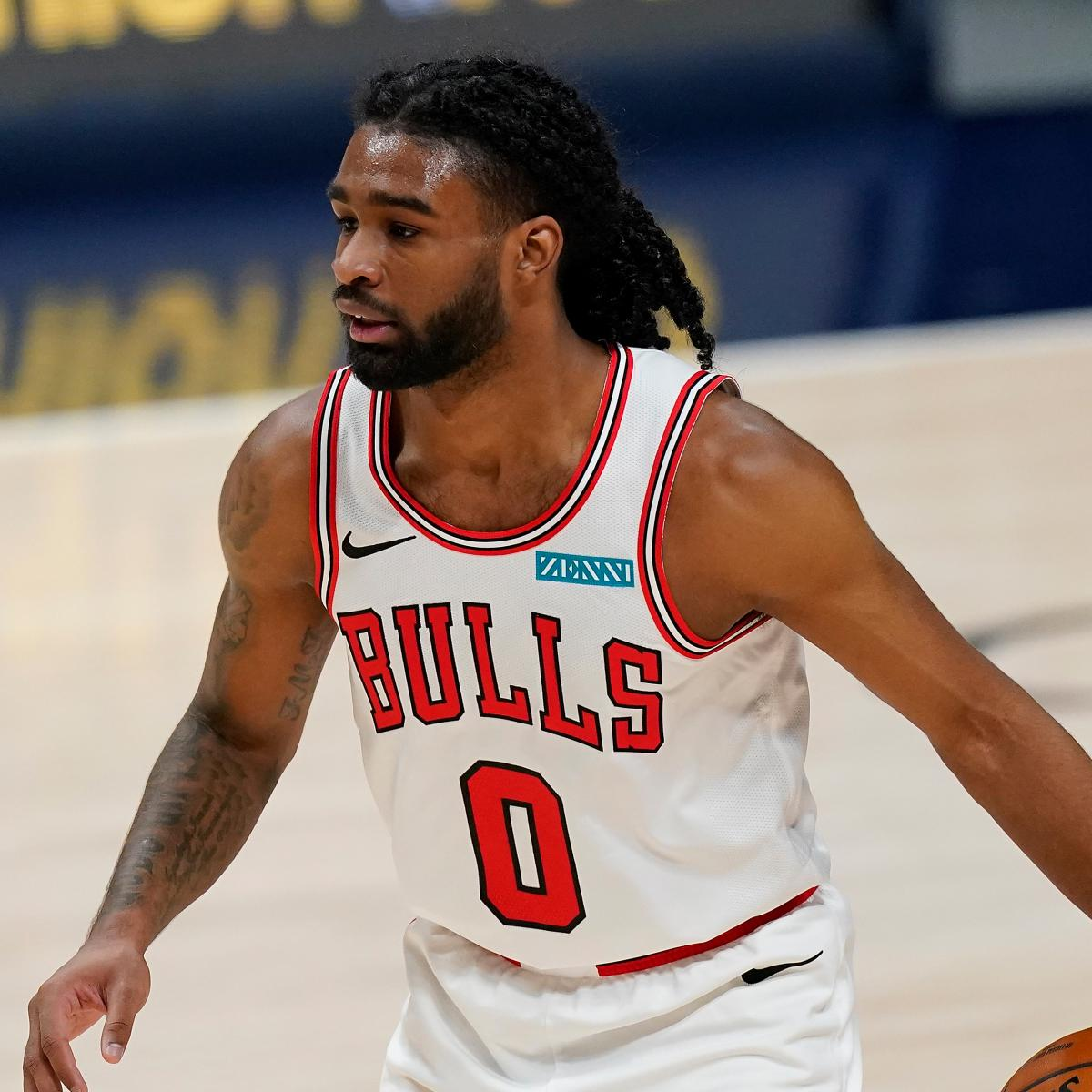 <p>Bulls' Coby White out at Least 4 Months After Surgery on Shoulder Injury thumbnail