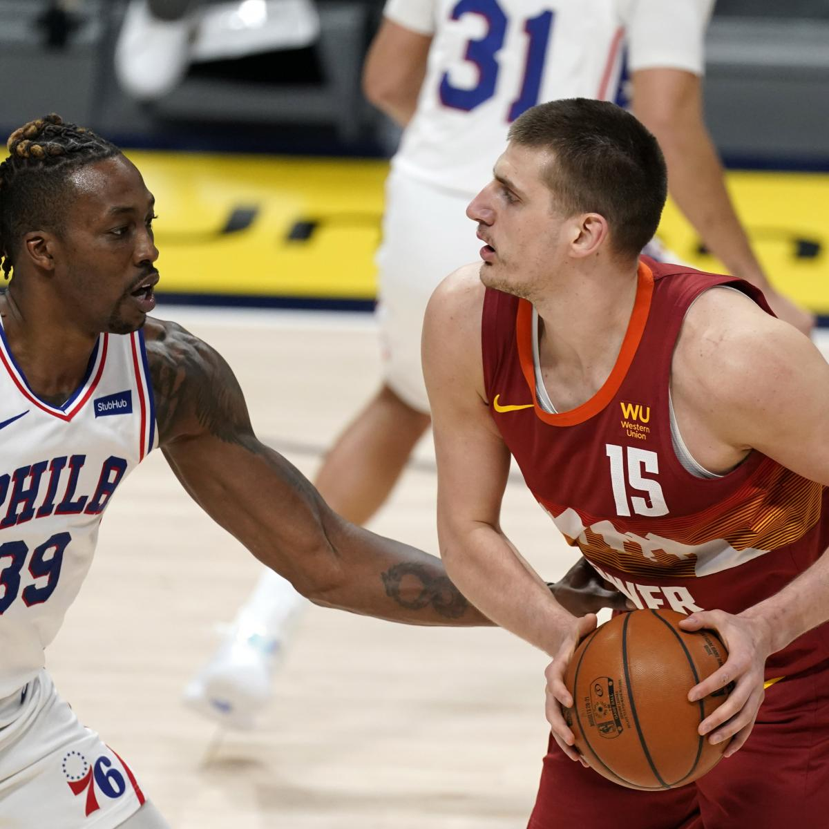 Nikola Jokic, Jamal Murray Lead Nuggets to Big Win vs. Ben Simmons, 76ers thumbnail
