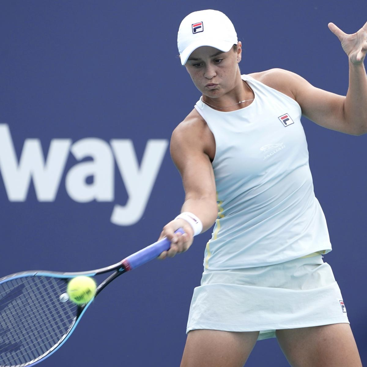 Miami Open Masters 2021 Results: No. 1 Ashleigh Barty Advances to Women's Final thumbnail