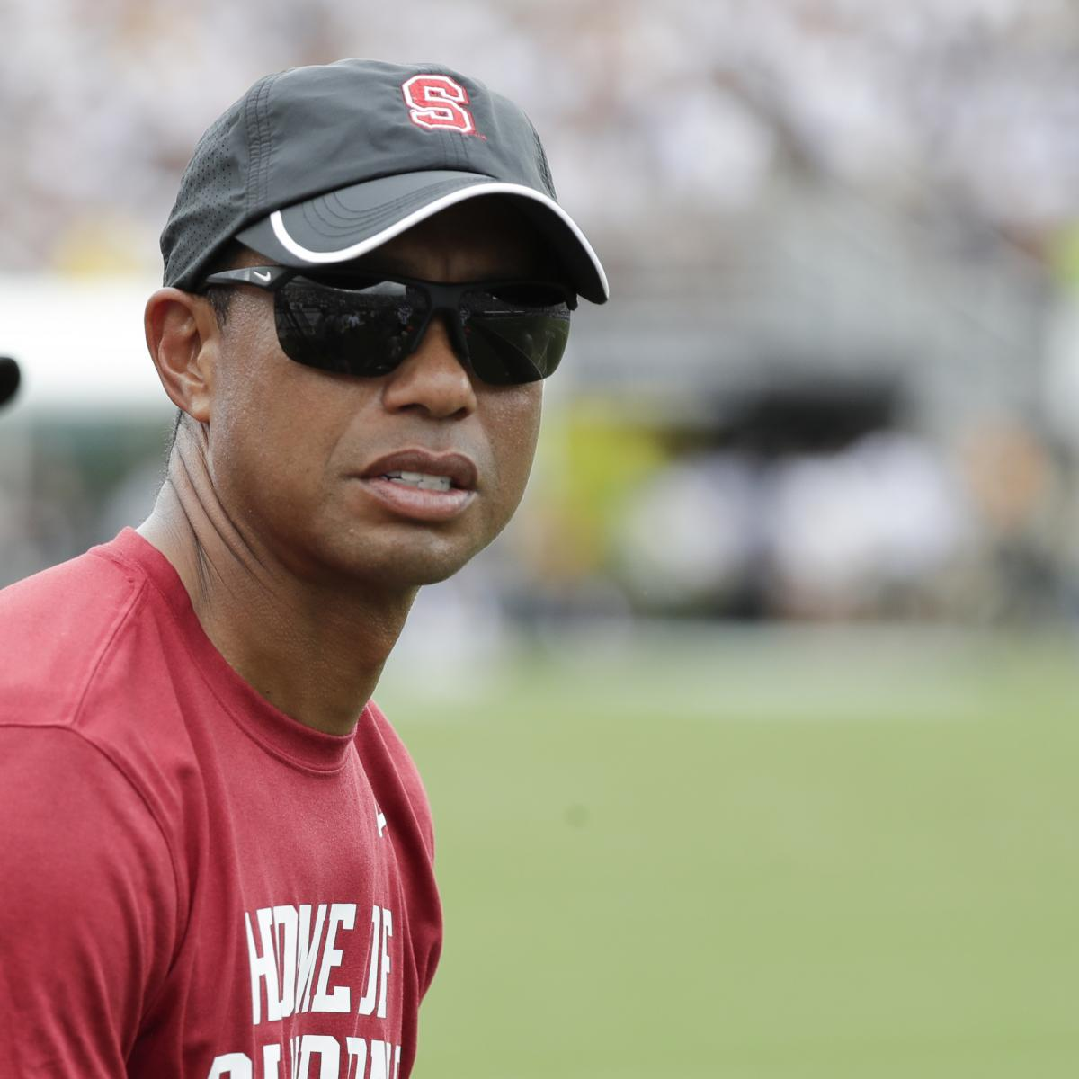 Tiger Woods Congratulates Stanford on Winning 2021 NCAA Women's Championship thumbnail