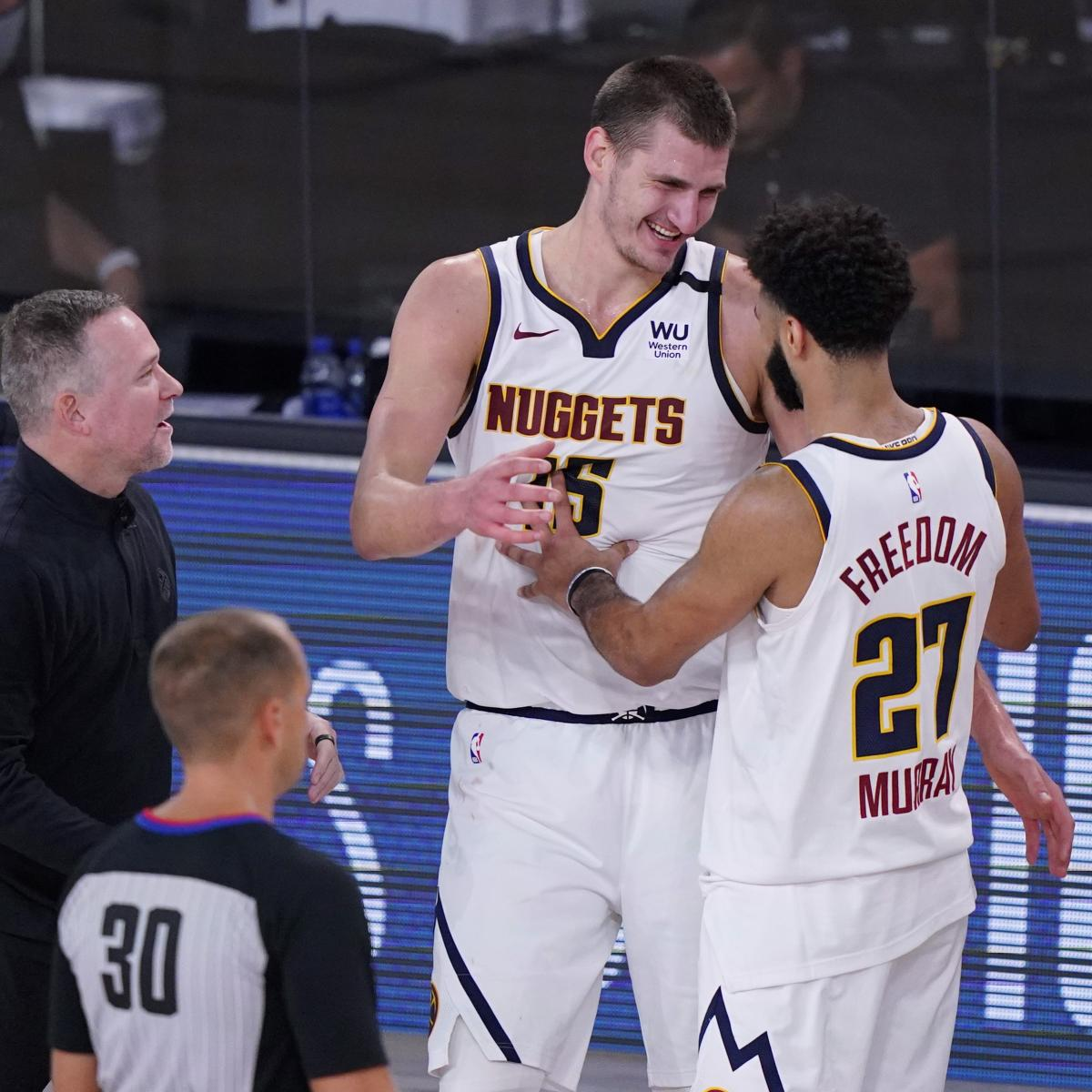Nuggets Clinch 2021 NBA Playoff Spot with Trail Blazers' Loss to Hawks thumbnail