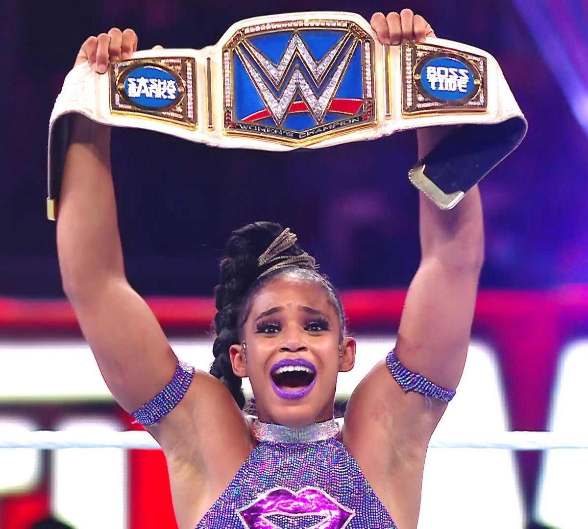 Bianca Belair and Sasha Banks Set New Standard at WrestleMania 37 Night 1 – Bleacher Report