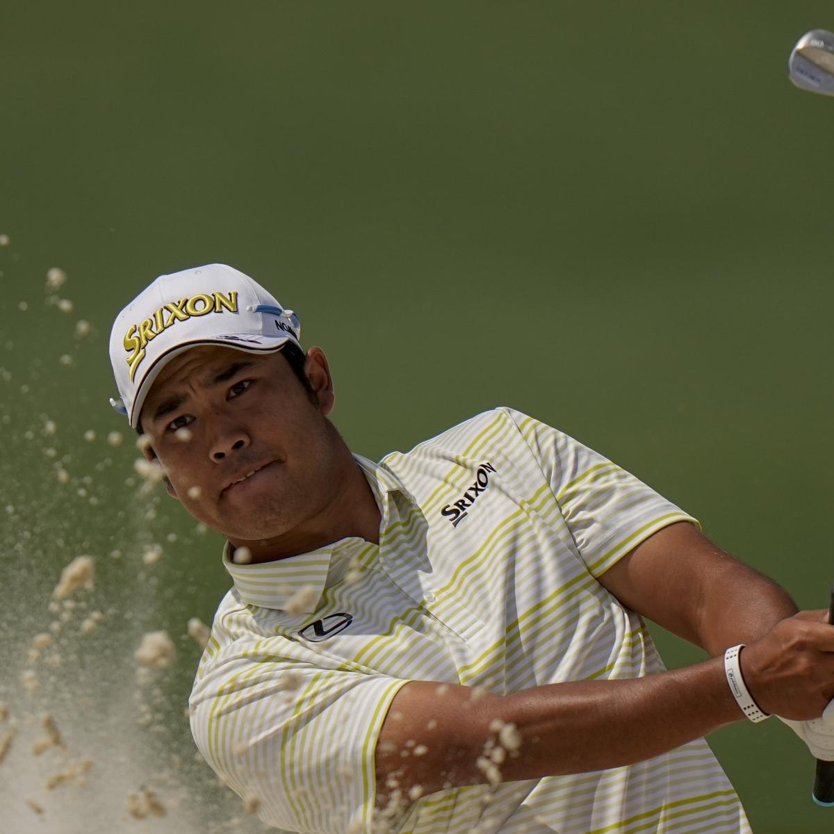 Hideki Matsuyama Wins 2021 Masters, Becomes 1st Japanese Men's Major Champion