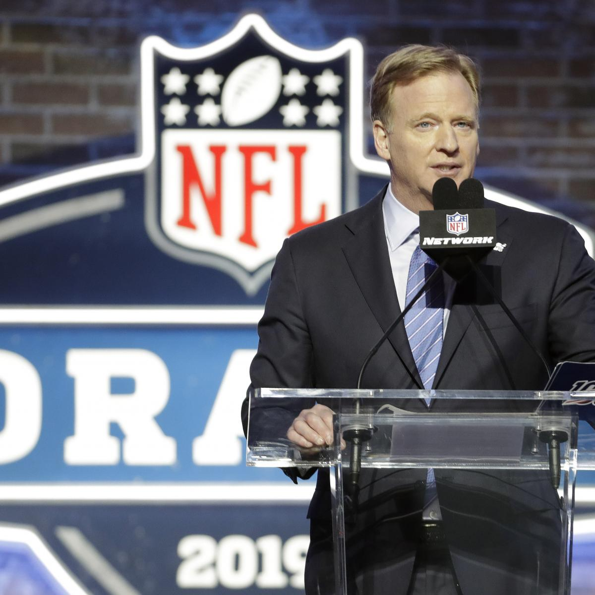 2021 NFL Draft: Round 1 Order, Odds and Sleeper Prospects to Monitor