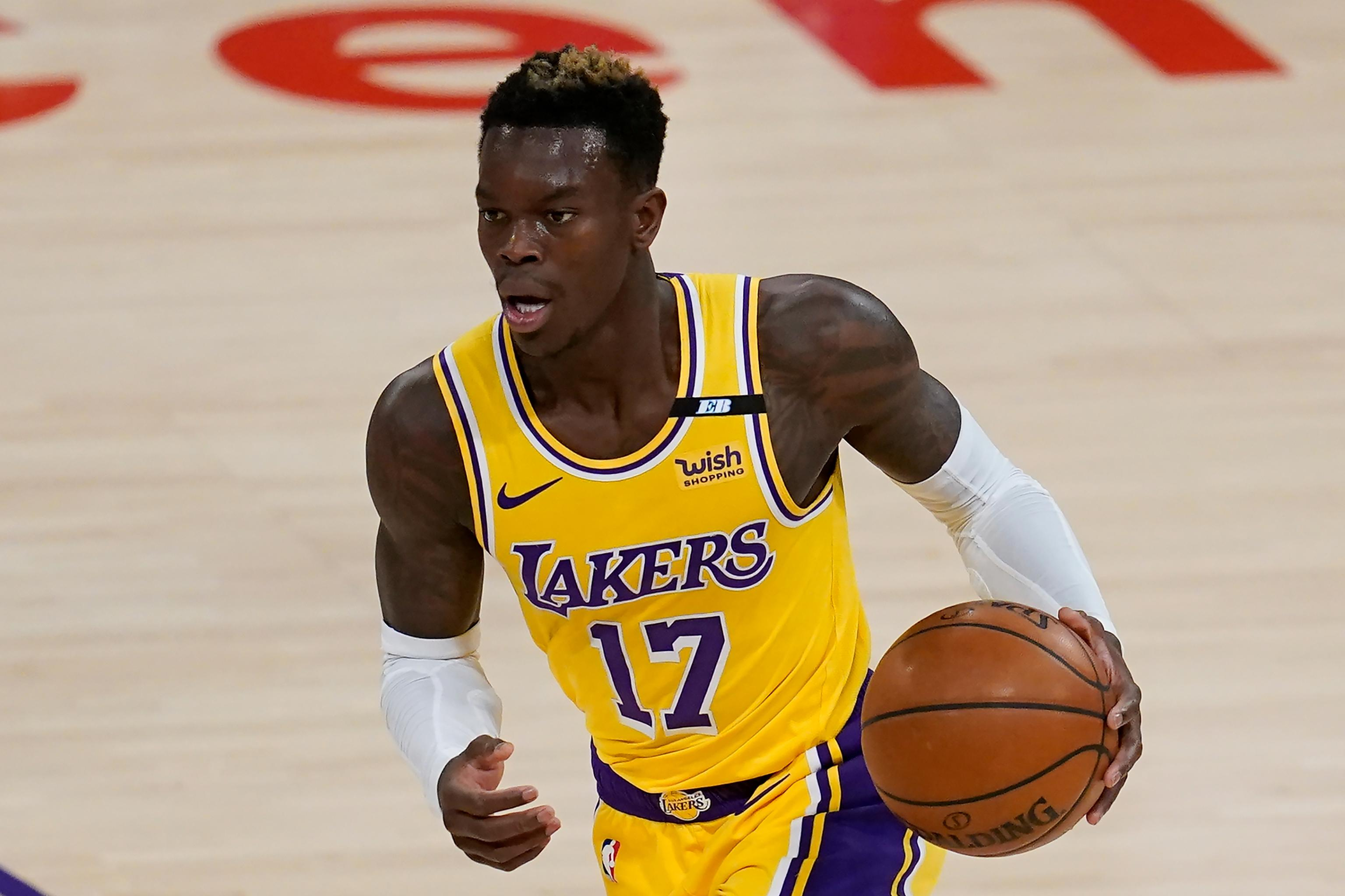 Is Dennis Schroder a Long-Term Fit with the Los Angeles Lakers?   Bleacher Report   Latest News, Videos and Highlights