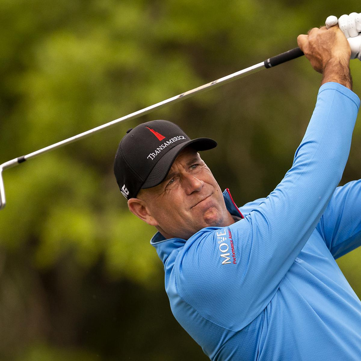 RBC Heritage 2021: Stewart Cink Leads After Historic 36-Hole Start